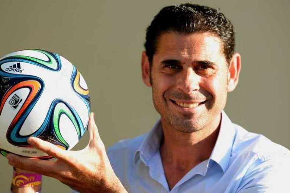 Hierro : Saya Pelatih Spanyol di Piala Dunia 2018