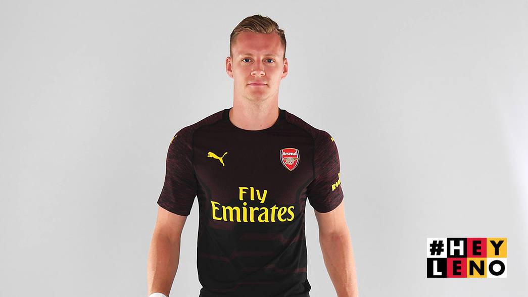 Bernd Leno Resmi Bergabung dengan Arsenal