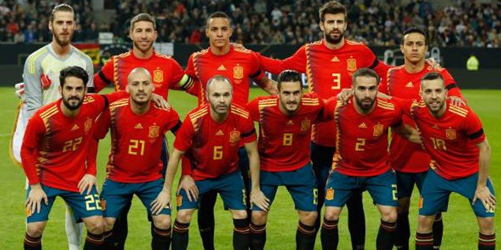 Allardyce : Jika Spanyol Hancur Lebur Di Piala Dunia, Maka Salahkan Real Madrid