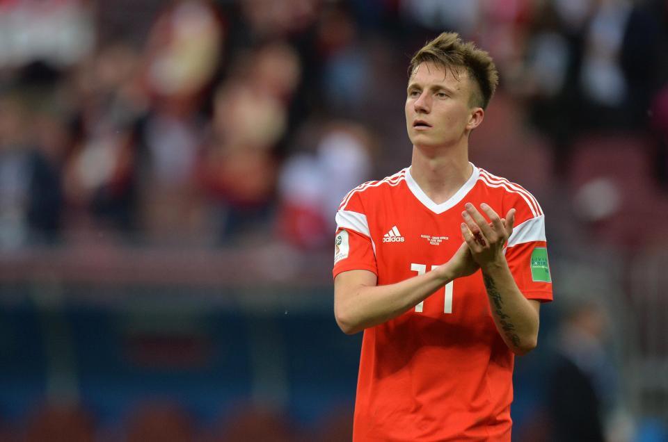 Chelsea Akan Resmikan Sarri Bersamaan Transfer Golovin