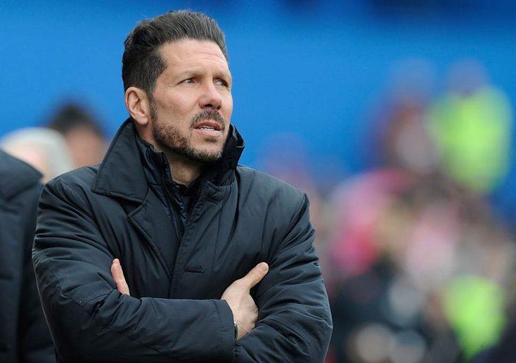 Diego Simeone Angkat Bicara Soal Spekulasi Yang Mengaitkannya Dengan Inter Milan