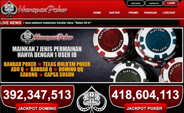 Situs Poker Aman