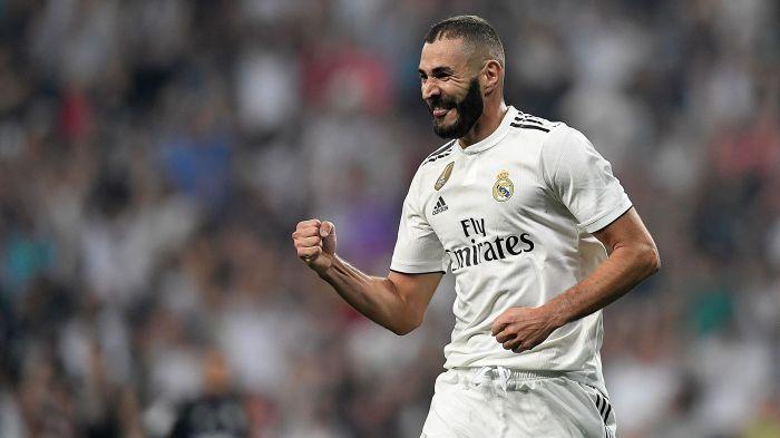 Benzema Diharapkan Fit Kontra Sevilla