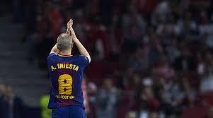 Iniesta Bermimpi Untuk Selamanya Di Bercelona