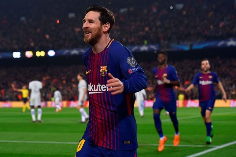 Manolas Bilang Tidak Ada Cara Apapun Untuk Berhentikan Messi