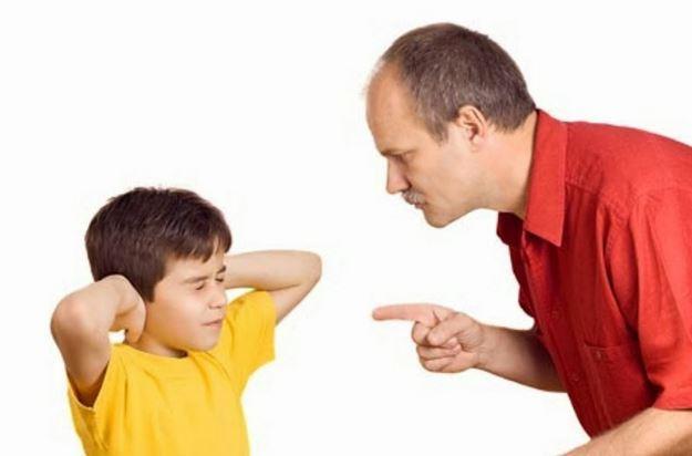 Mendidik Anak Saat Berbuat Salah