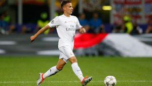 Winger Real Madrid, Lucas Vazquez