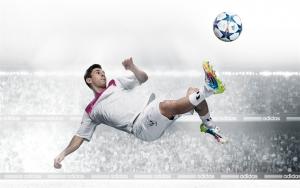Penyerang Argentina Lionel Messi
