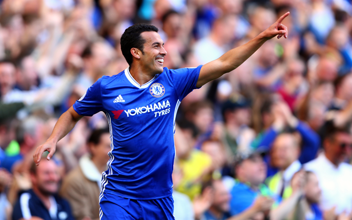 Pedro Rodriguez Masih Betah Bersama Chelsea