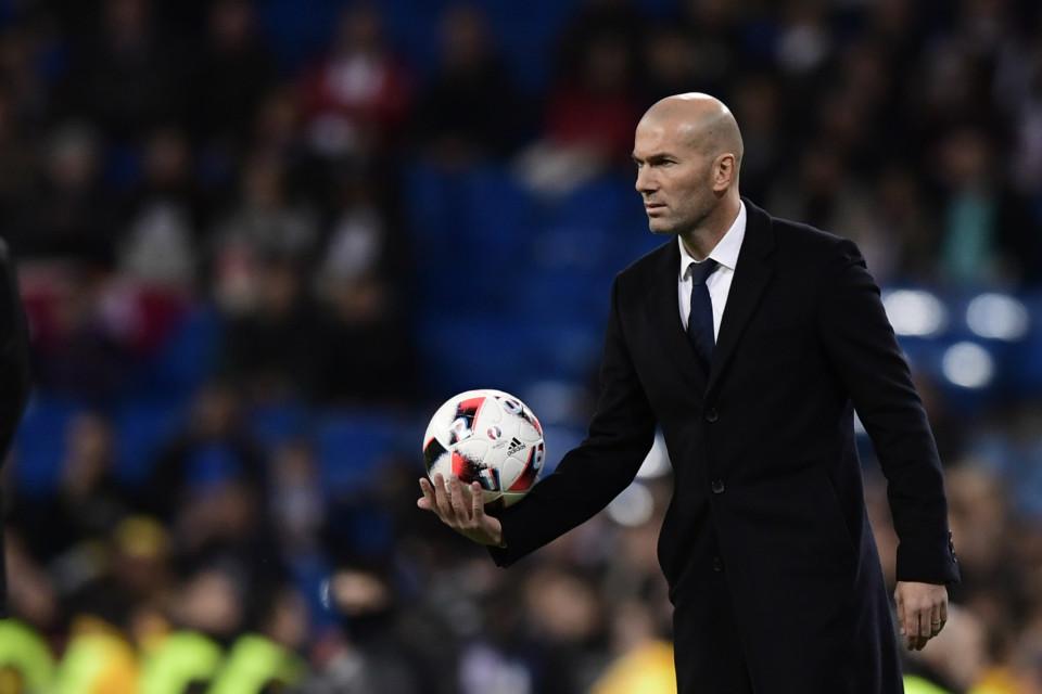 Timnas Qatar Merayu Zidane dengan Bayaran Mahal