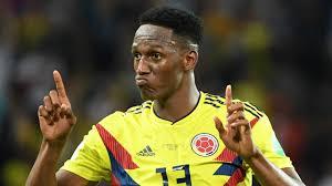 Yerry Mina Jadi Target Mourinho