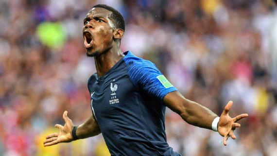 Piala Dunia Buat Pogba Tambah Baik Untuk MU Kata Mourinho