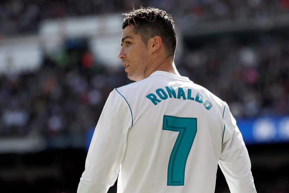 Hingga Kini Ronaldo Belum Membantah Rumour Bergabungnya Ia Bersama Juve?