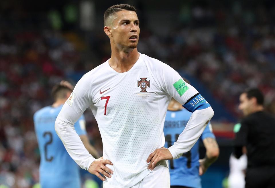 Apakah Ronaldo Akan Bergabung Dengan Juventus? Atau Hanya Isu Bodoh