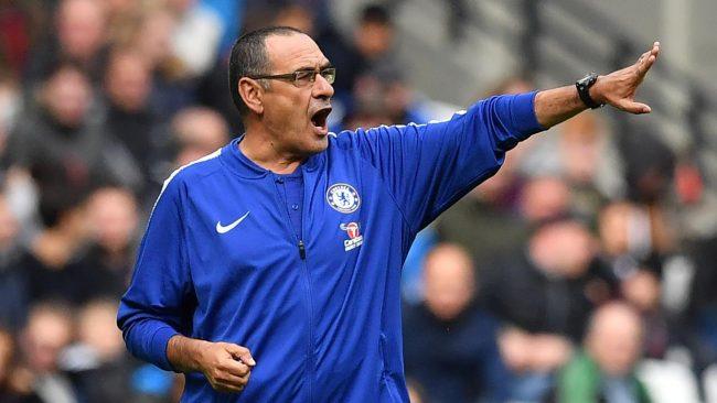 Maurizio Sarri memberikan sinyal bahwa dirinya akan melepaskan dua pemain Chelsea dalam bursa transfer musim dingin