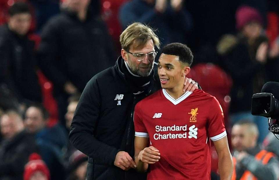 Trent Sanjung Pengaruh Positif Klopp di Liverpool