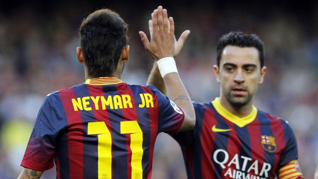 Xavi Yakin Neymar Mampu Samai Level Messi dan Ronaldo