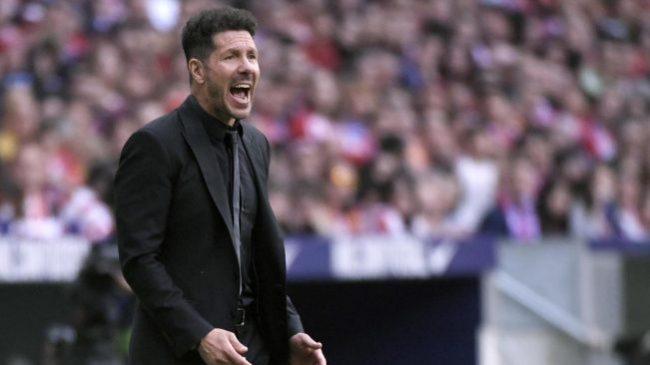 Diego Simeone, pelatih Atletico Madrid menyatakan bahwa dirinya masih belum bisa memikirkan soal kelanjutan karirnya, termasuk kabar atau spekulasi yang mengaitkannya dengan Inter Milan