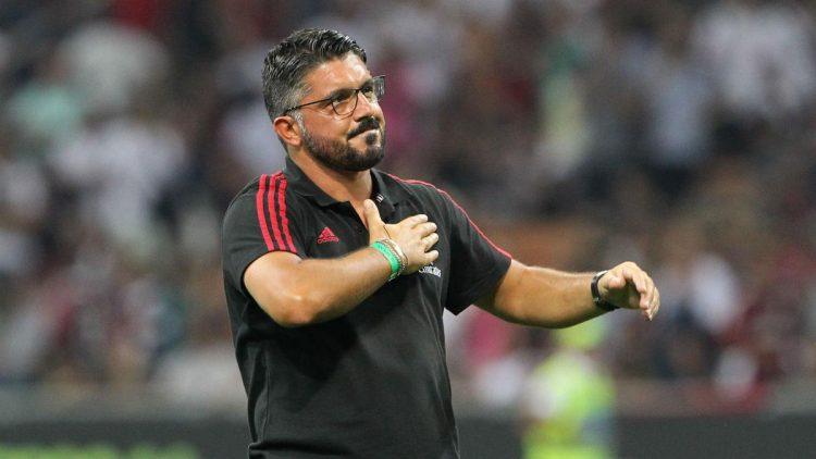 Gennaro Gattuso Dipastikan Aman Untuk Tetap Menjadi Pelatih AC Milan