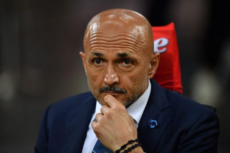 Luciano Spalleti Angap Para Pemain Inter Milan Memiliki Masalah Mental