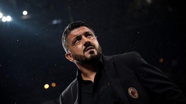 Sebelumnya, pelatih dari AC Milan, Gennaro Gattuso sempat santer dikabarkan akan dipecat karena performa AC Musim yang kurang bagus pada pertengahan musim ini