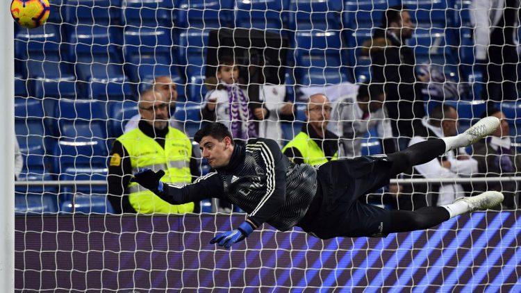 Thibaut Courtois Kecewa Dengan Hasil Imbang Yang Diraih Real Madrid