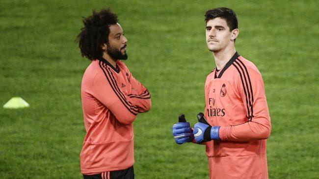 Thibaut Courtois merasa kecewa dengan hasil imbang yang dicapai oleh Real Madrid saat kontra Villarreal dengan skor akhir 2-2 dilaga lanjutan La Liga