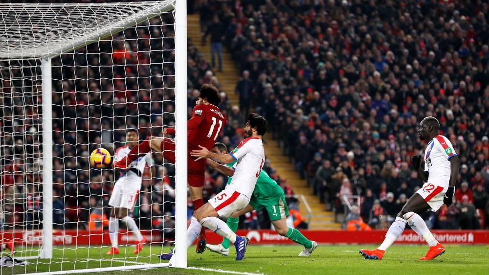 Liverpool Kokoh di Puncak Klasemen