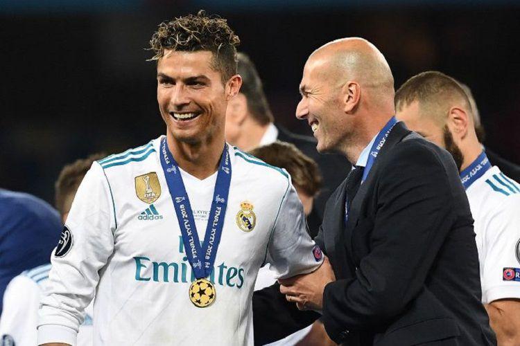 Ramon Alderon mengklaim alasan Ronaldo tinggalkan Madrid