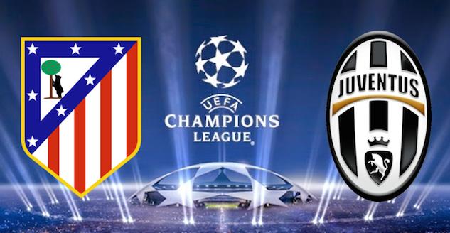 Serangan Balik, Atletico vs Juventus.