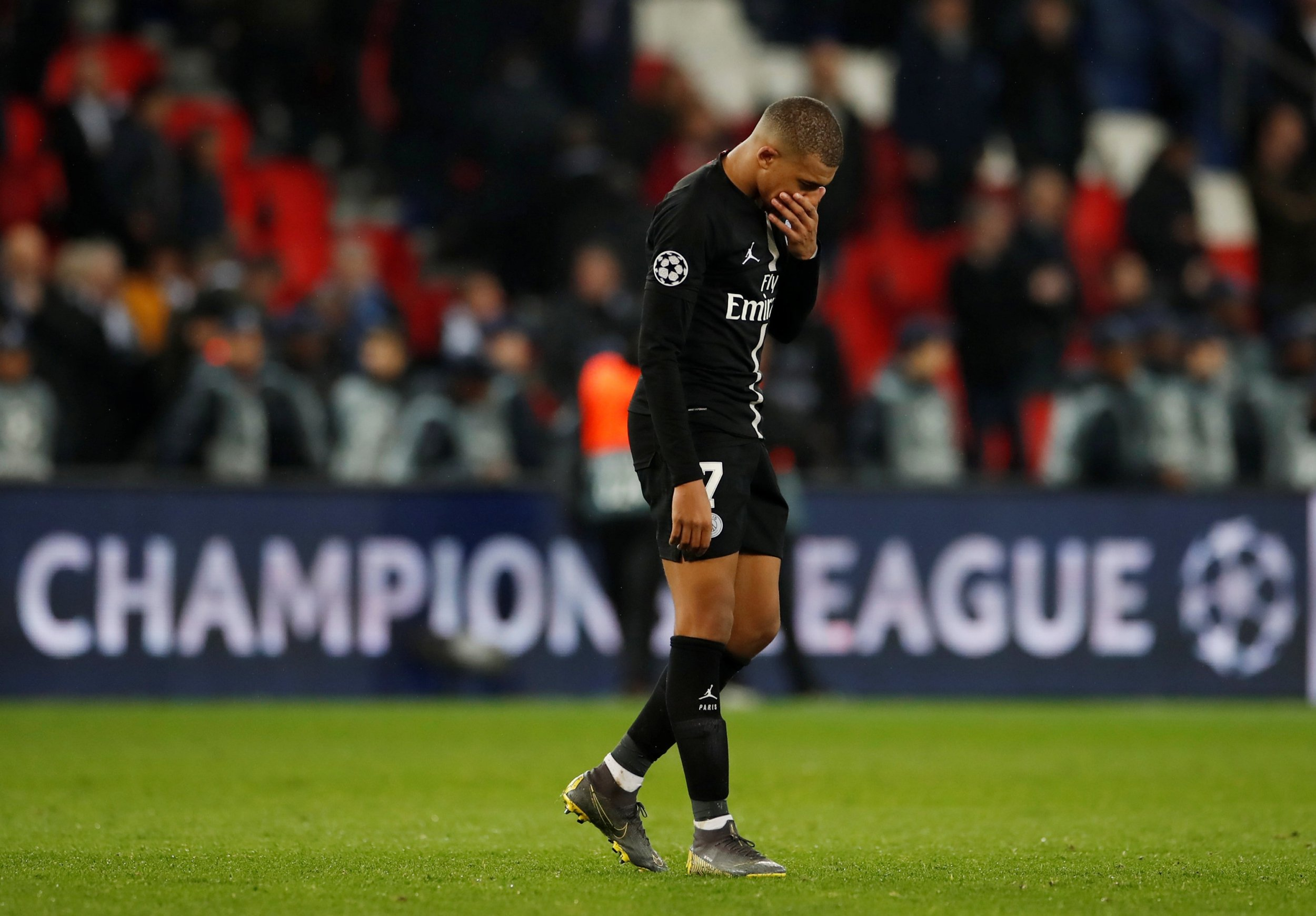 Mbappe Mengaku Susah Tidur Usai PSG Disingkirkan MU di Liga Champions