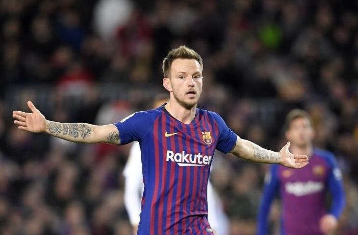 Lionel Messi menyarankan Barcelona Untuk Melepaskan Rakitic