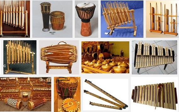 Alat Musik Tradisional Asli Indonesia yang Mendunia